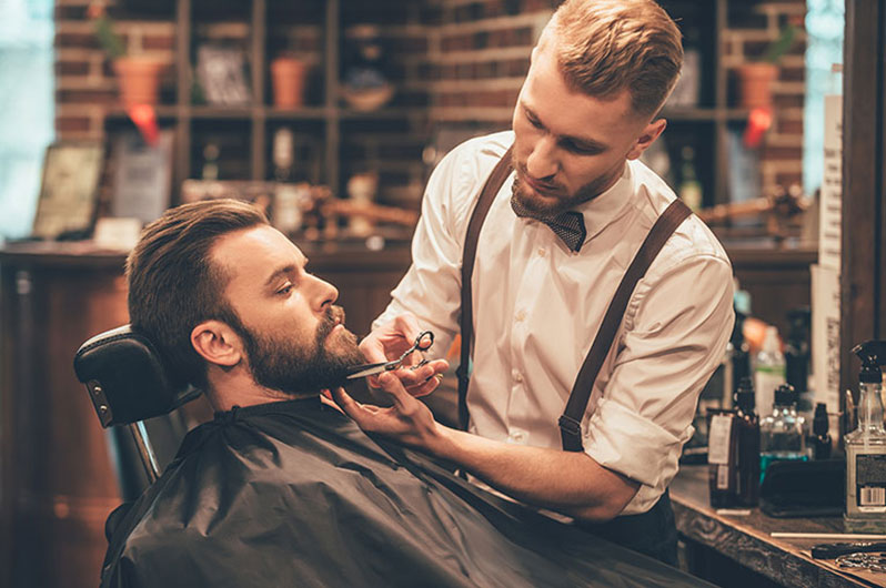 Ideal Hair at Priority Styles Beard Shaping Services